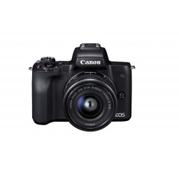 Canon EOS M50 Kit with EF-M15-45mm f/3.5-6.3 IS STM