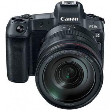 Canon EOS R Kit with RF24-105mm f/4L IS USM