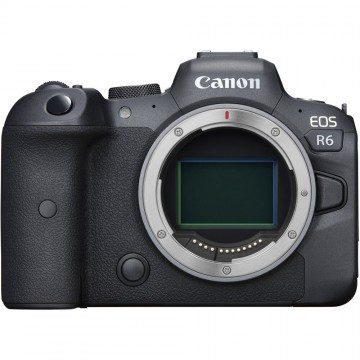 Canon EOS R6 Body Only (Pre-Order 30th July - 25th August 2020)