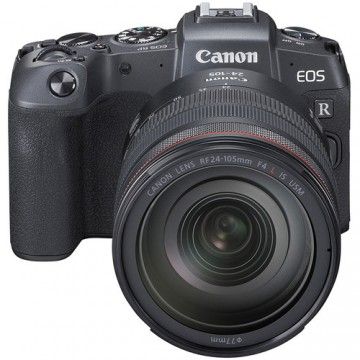 Canon EOS RP Kit with RF24-105mm f/4L IS USM