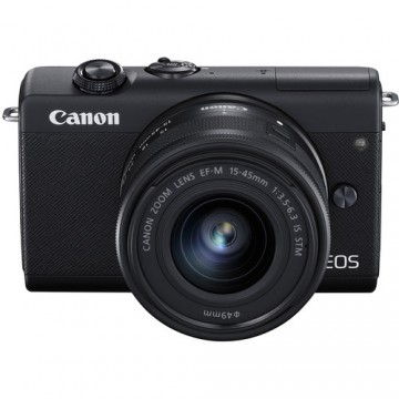 Canon EOS M200 Kit with EF-M15-45mm f/3.5-6.3 IS STM