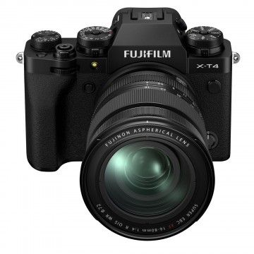 Fujifilm X-T4 w/XF16-80mm (Early-Bird Special 1 May - 30 June 2020)