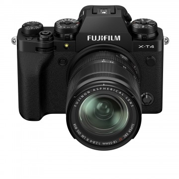 Fujifilm X-T4 w/XF18-55mm (Early-Bird Special 1 May - 30 June 2020)