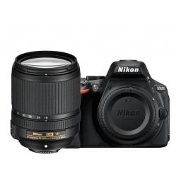 Nikon D5600 w/ 18-140mm Kit