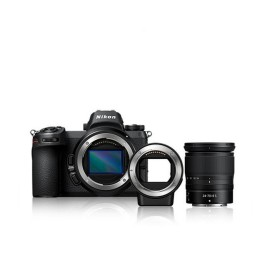 Nikon Z7 + Z 24-70mm f/4 S Lens + FTZ Mount Adapter