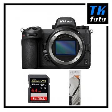 Nikon Z6 II + Z 24-70mm f/4 S Lens