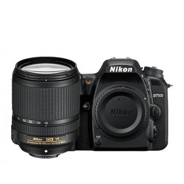 Nikon D7500 w/ 18-140mm Kit