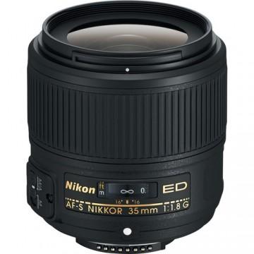 Nikon AF-S NIKKOR 35mm f/1.8G ED