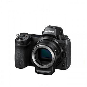Nikon Z 7 + FTZ Mount Adapter
