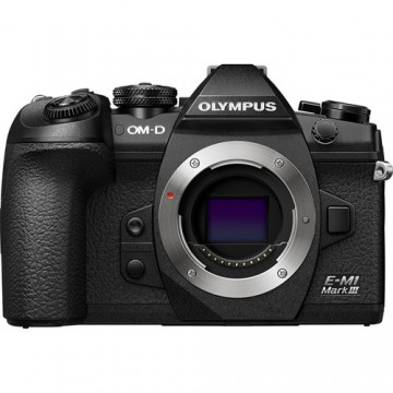 Olympus OM-D E-M1 Mark III Body Only