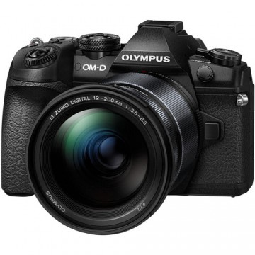 Olympus OM-D E-M1 Mark II Kit with 12-200mm f/3.5-6.3