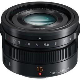 Panasonic Leica DG Summilux 15mm f/1.7