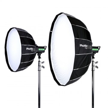 Phottix Raja Quick-Folding Softbox (65cm / 105cm)