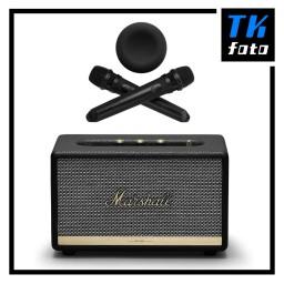 Popsical Remix Home Karaoke System + Marshall Acton II Bundle