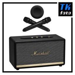 Popsical Remix Home Karaoke System + Marshall Stanmore II Bundle