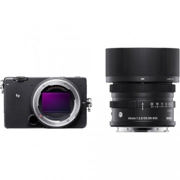 Sigma fp Kit with 45mm f/2.8 DG DN