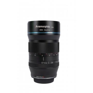 Sirui 35mm F1.8 1.33X Anamorphic Lens (MFT Mount)