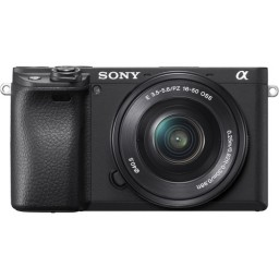 Sony A6400 w/ 16-50mm Kit