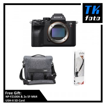 Sony A7R IV Body Only
