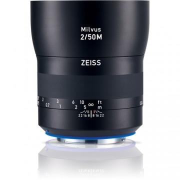 ZEISS Milvus 50mm f/2 Macro